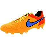 Nike Tiempo Legend V orange