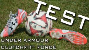 Under Armour Clutchfit Force Test