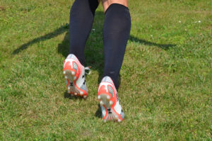 Under Armour Clutchfit Force - beim Lauf