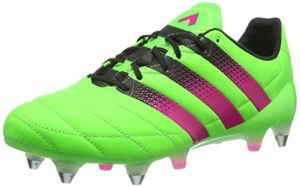 Adidas ACE 16.1 SG Leder grün