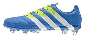 Adidas ACE 16.1 SG Leder blau