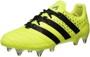 Adidas ACE 16.1 SG Leder gelb