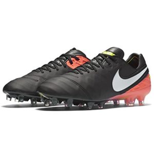 Nike Tiempo Legend VI schwarz rot
