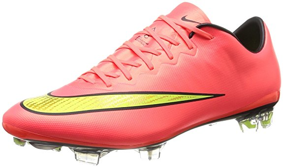 Nike Mercurial Vapor X rot orange